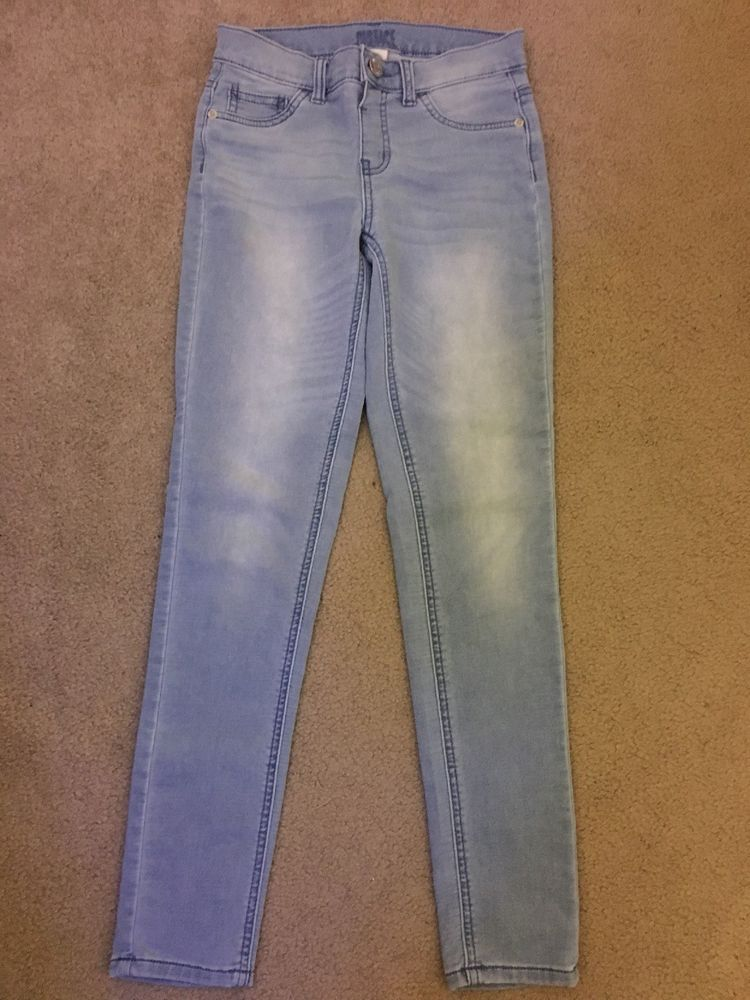 51b6f0e653697 Justice Girls Jeans Denim Pants Jeggings Size 14 Slim Light Wash #fashion # clothing #shoes #accessories #kidsclothingshoesaccs #girlsclothingsizes4up  (ebay ...