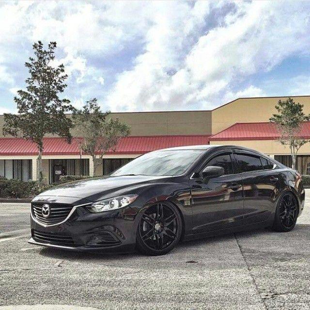 Stance Mazda 6! Owner: @rooksmag #mazda6 #stance #low