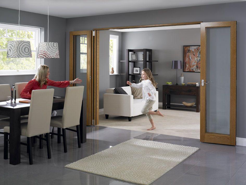 Inspire Internal Folding Doors Interiors Pinterest