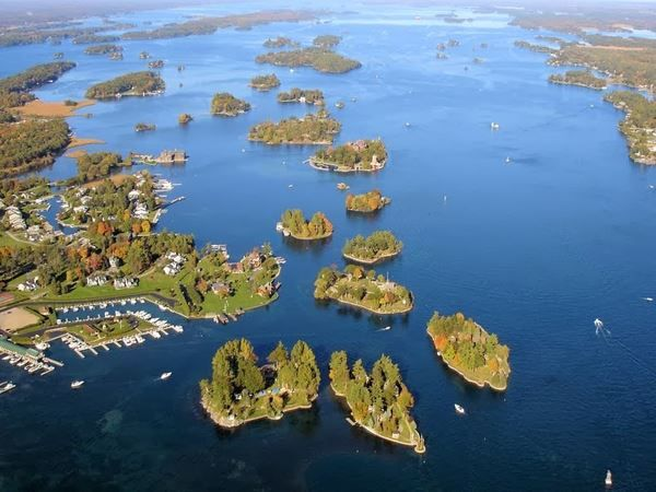 The Thousand Islands Places Pinterest
