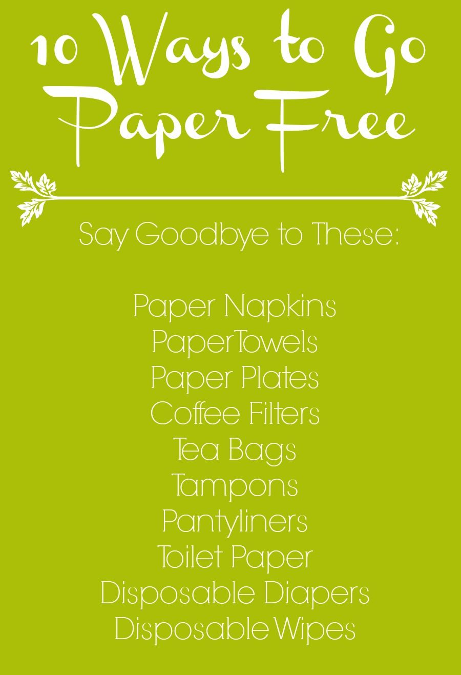 Quotes about love paper napkins never return from a laundry nor - 10 Ways To Go Paper Free