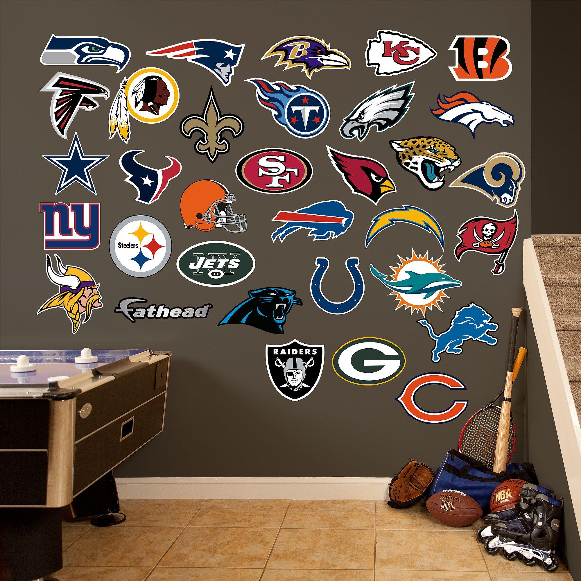 Football Wall Decor Football Wall Murals Football Wall Wall