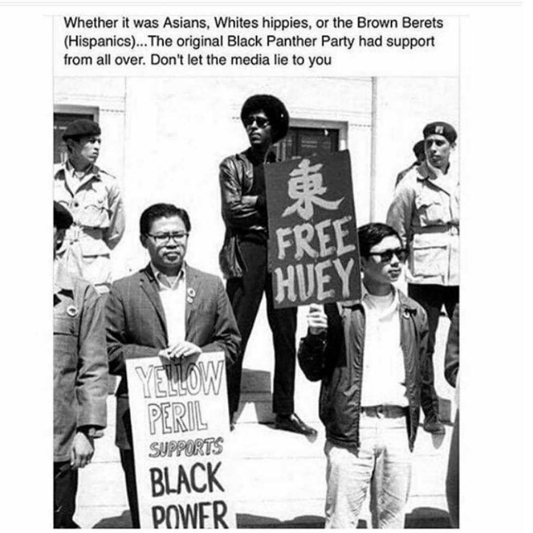 "revolutionarysociety: ""#realshit #dontbefooled #powertothepeople #allcolors #blackpanthers #smartpanthers #dontbefooled #kkkokay #everyoneelse #notokay #fuckthesystem #notequal #racistpolice #racistsystem"""