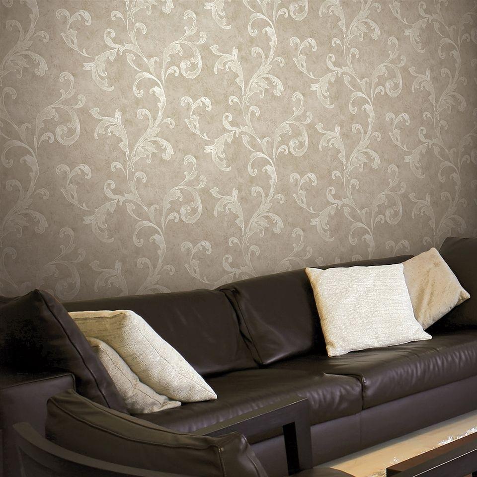 287 90706 Wallpaper Bainbridge Americanblinds Com Home Wallpaper Home Decor Brewster Home Fashions