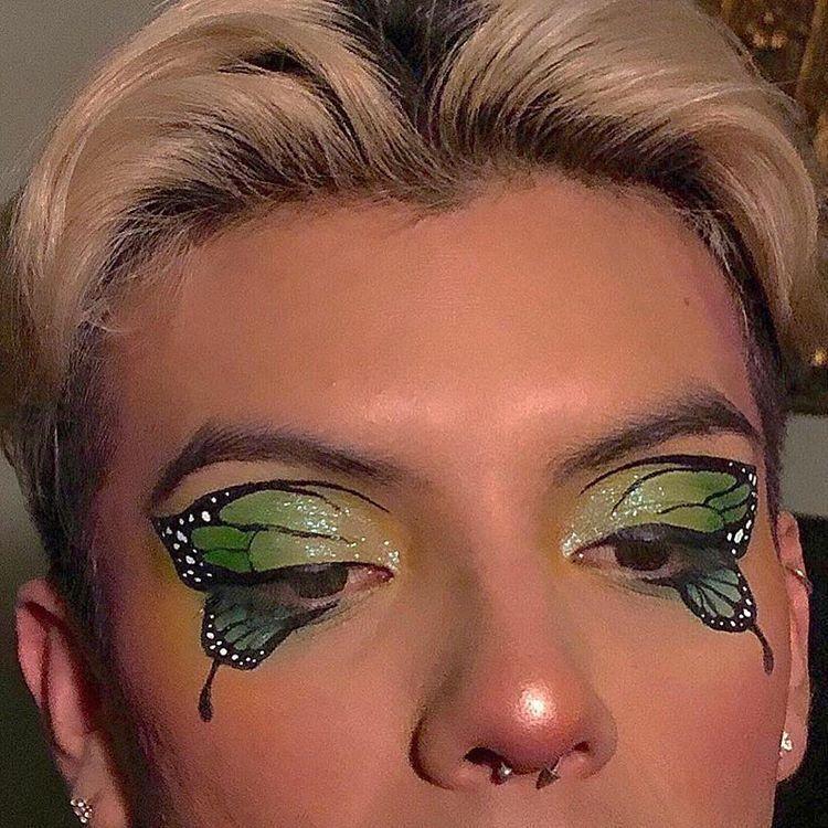 Wonderbaar Pin van {[(OLIVIA)]} op Make up in 2020   Ogen, Make up, Haar HP-25