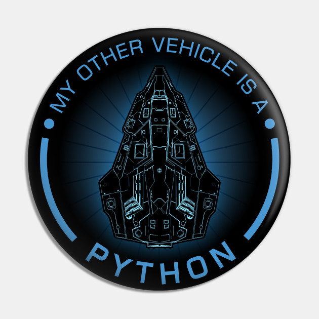 Elite Dangerous Other Vehicle Python Pin Dangerous Elite Fantasy Artwork
