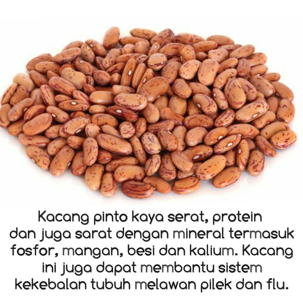 7 Jenis Bijibijian dan Kacangkacangan Tersehat Kacang