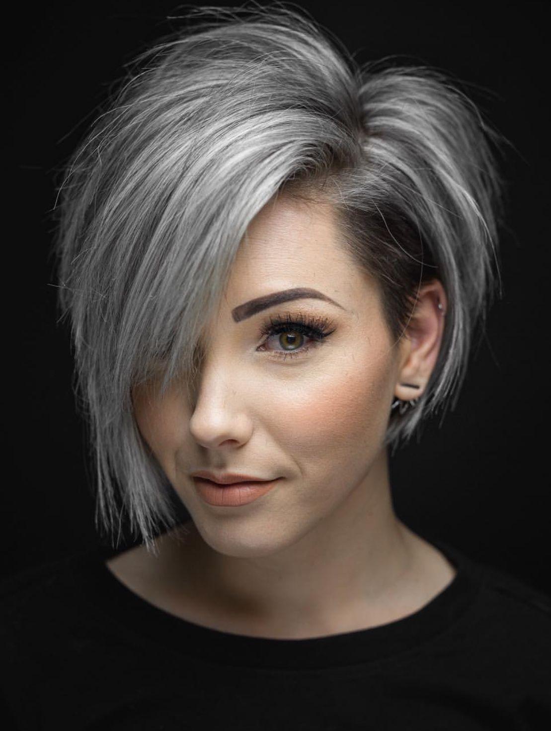 Chloenbrown insta bob cut n colour hair pinterest bob cut