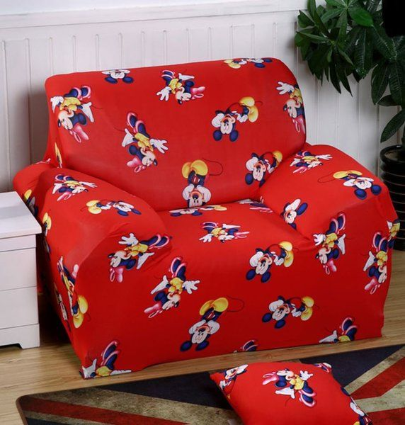 Sure fit® designer sueded twill loveseat slipcover in red. Red Sofa Covers for Boys Room Nursery Theme Decoration ...