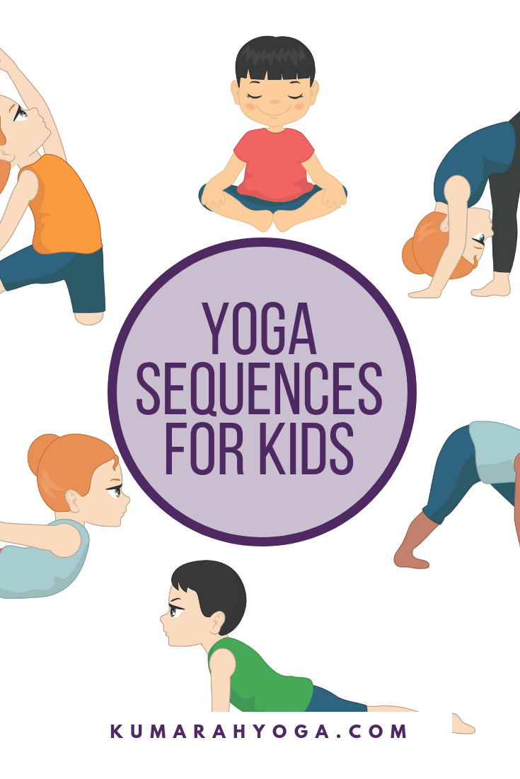 Kids Yoga Sequences that Keep Kids Engaged | Summer School