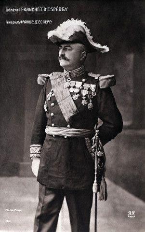 Salonika 1918  PETIT-DIEULOIS