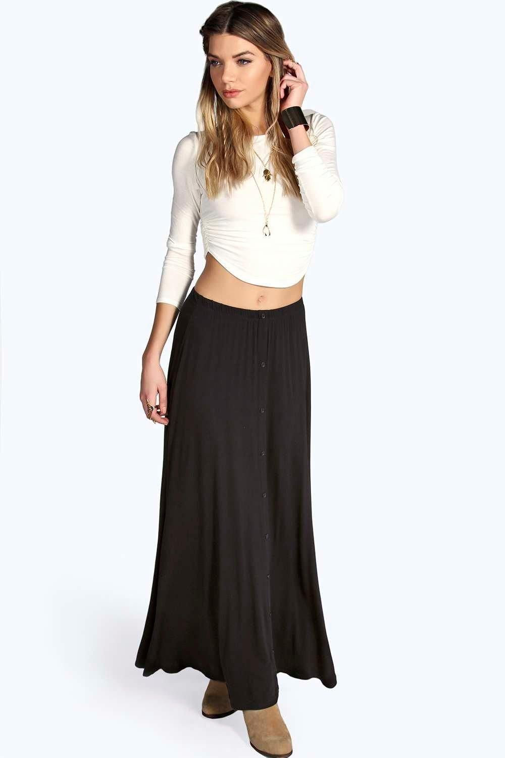 How to maxi a wear skirt zoella