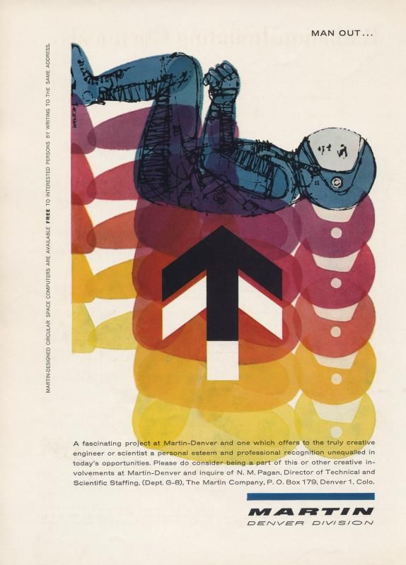 The Modernist Nerd Vintage Science Ads From The 1950s 1960s Science Poster Vintage Graphic Design Poster Design