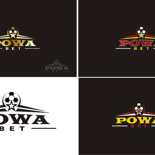 Powabet Sports Betting Logo We Are A Sports Betting Company Based In South Africa And Are Re Branding Sports Logo Inspiration Sports Logo Design Sports Logo
