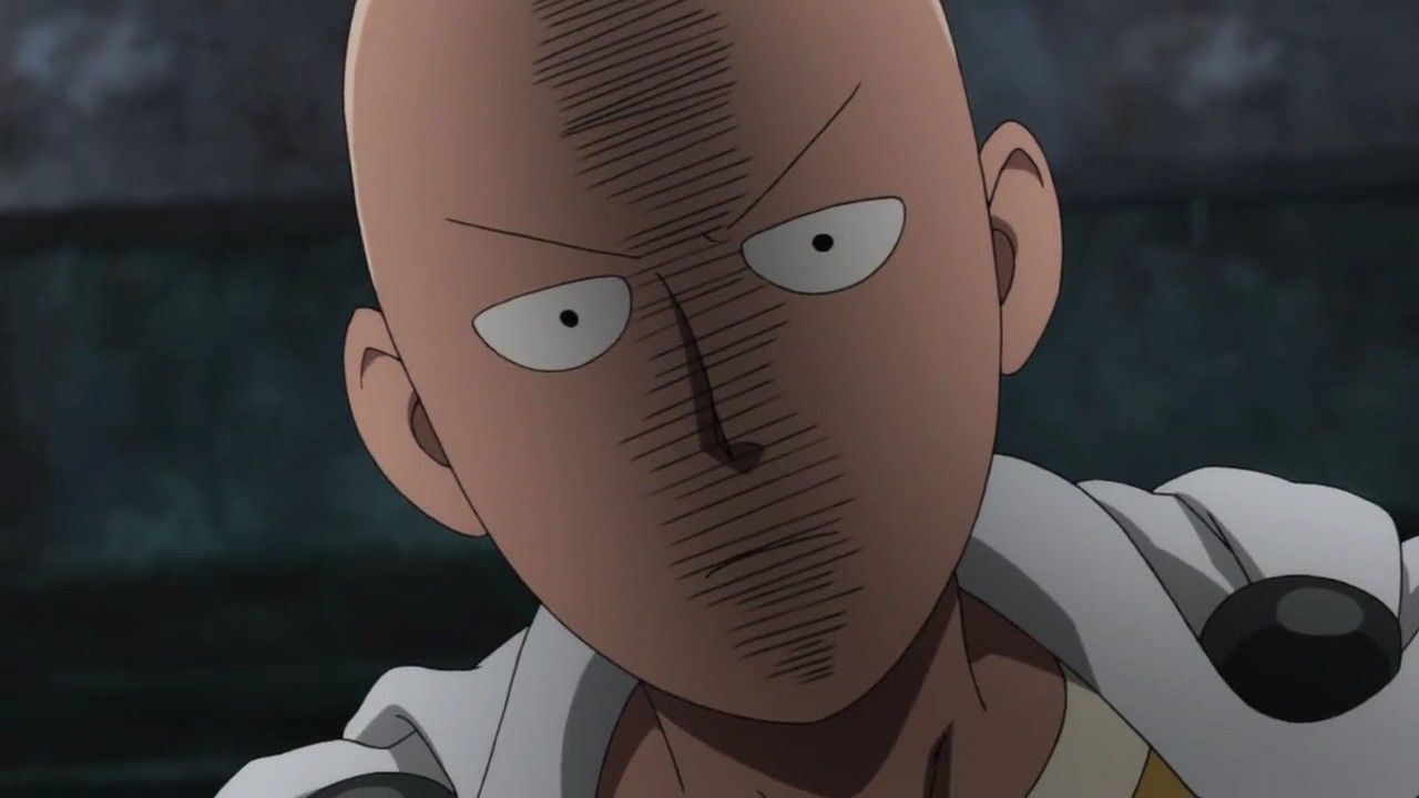 Pin by アマヤ. ♡ on * saitama. | One punch man, Anime funny ...
