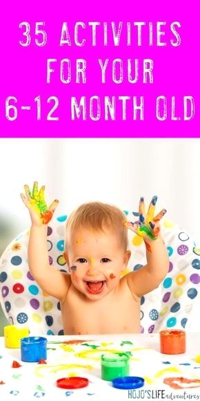 35 Kids Playroom Ideas With Learning Concepts: Infant Activities, Baby Learning