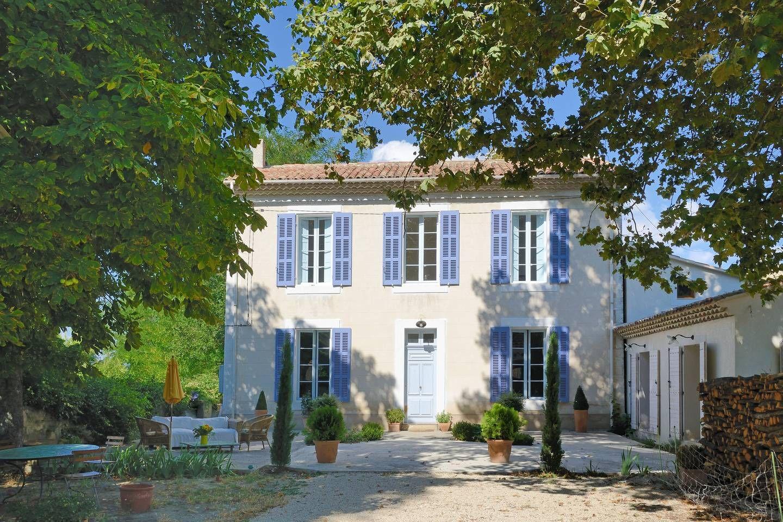 A Bastide in the Luberon, Provence Häuser zur Miete in