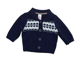 Carter's Fair Isle Sweater $20.00 | Just Like Prince George ...