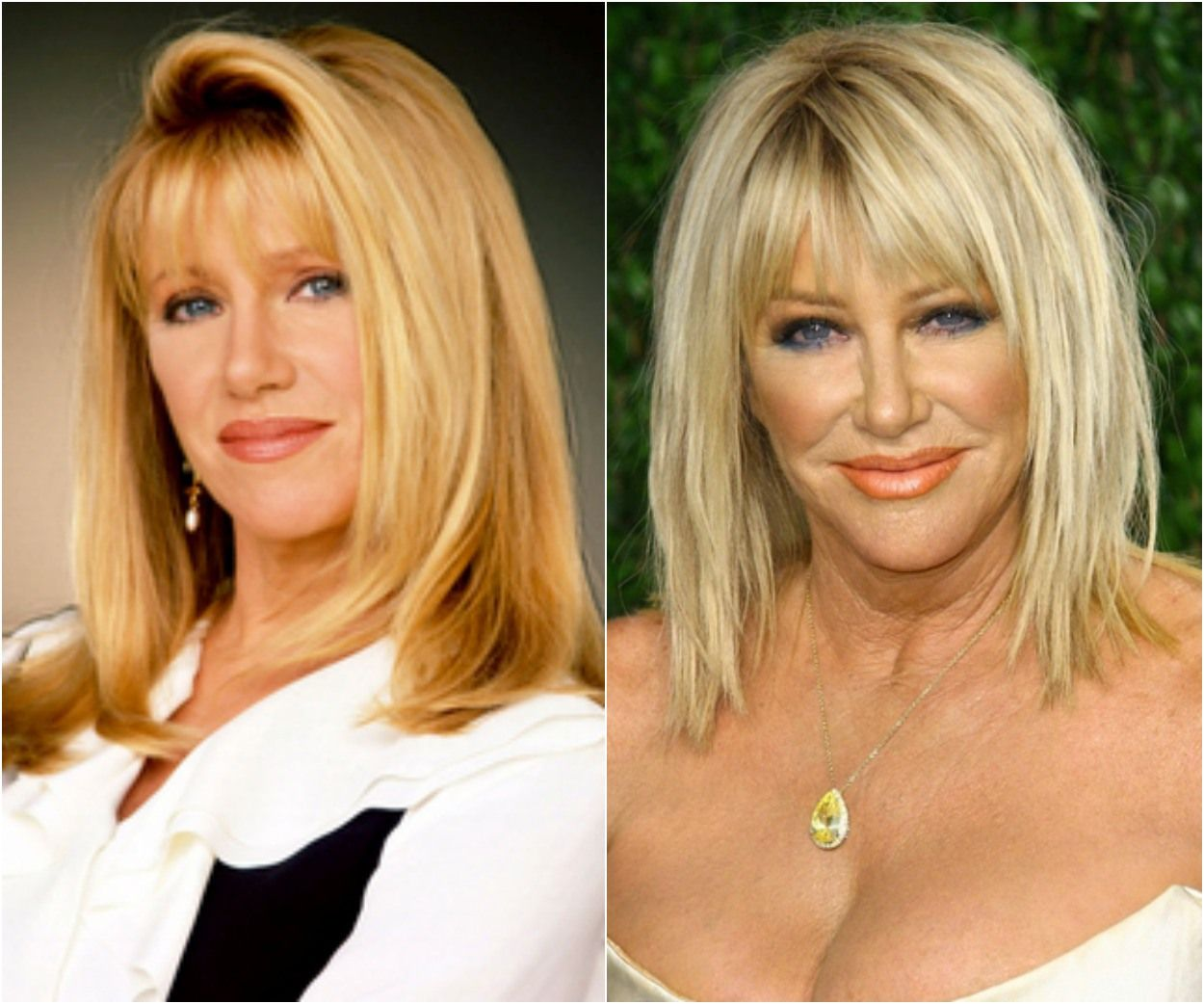 """Suzanne Somers - The Cast of """"Step by Step:"""" Then and Now ... - photo#9"""