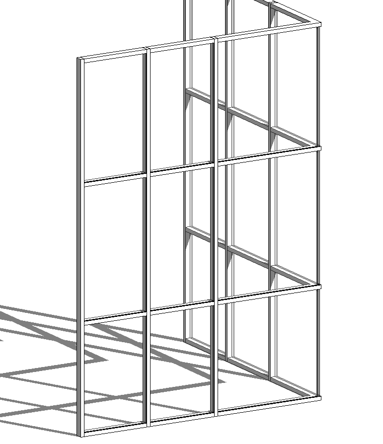 Corner Condition For Curtain Wall