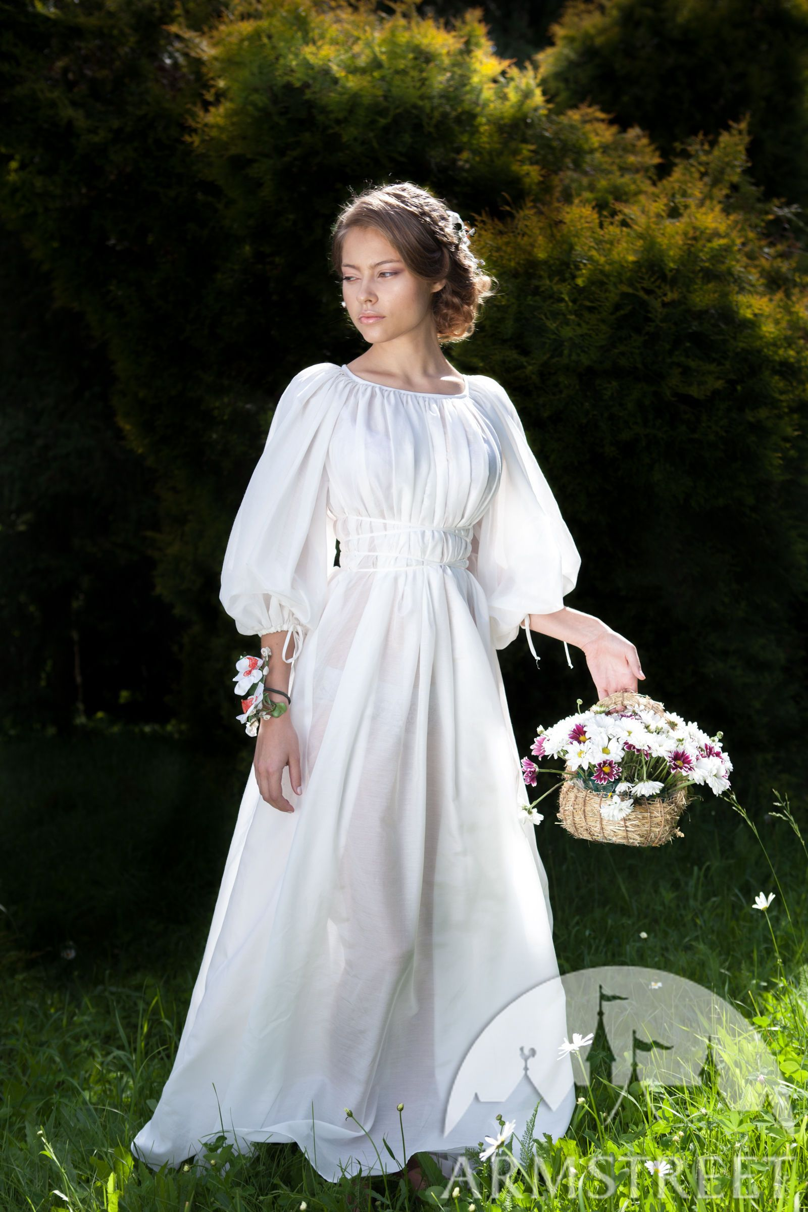 a7c54462cad Available in  white marquisette    by medieval store ArmStreet.