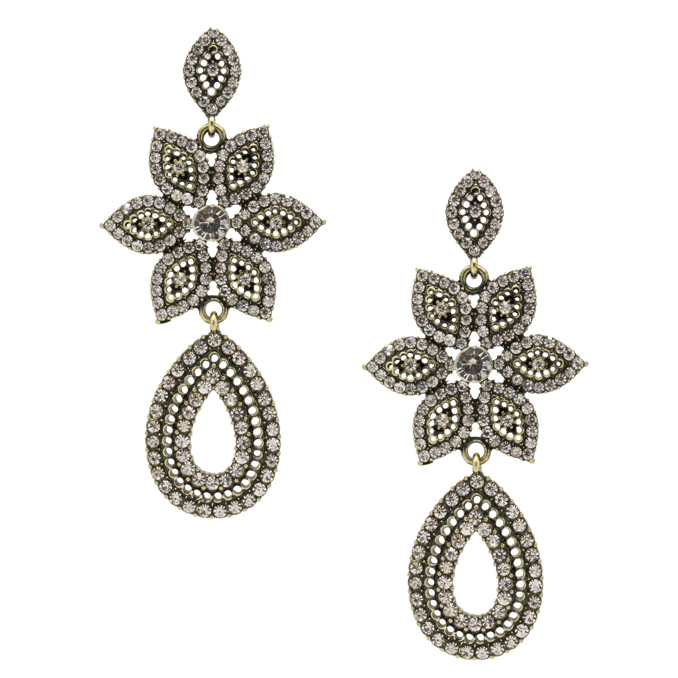 Maplewood Drop Earrings