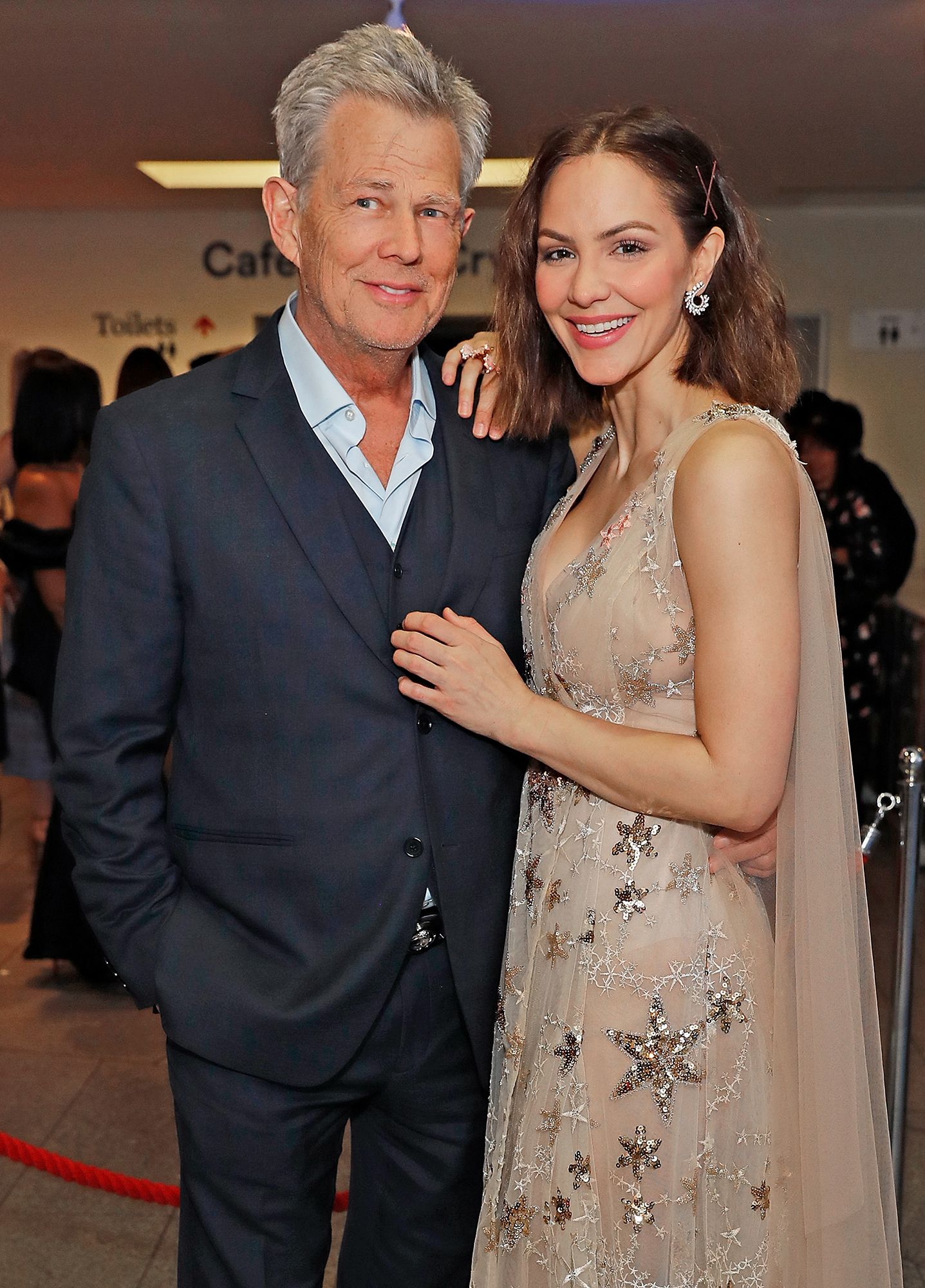 Katharine Mcphee And David Foster Marry In London Details The Fosters Katharine Mcphee London Wedding
