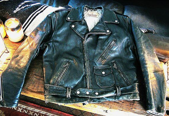Leather jacket Vintage