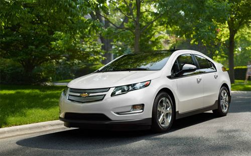 The Chevy Volt Manufactured In United States By General Motors Is Not Only Innovative And Super Efficient It S Union Made