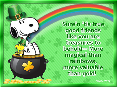 st patrick day friendship quotes