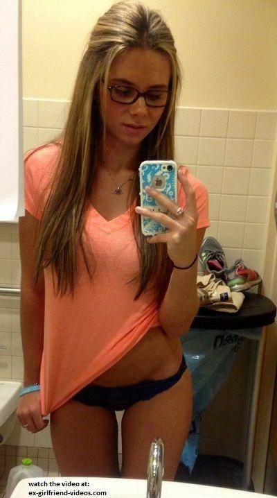 Nonnude girl showing panties #13