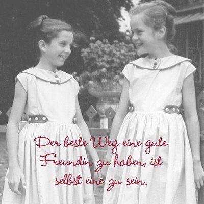 Viel zu selten sagen bzw. zeigen wir unserer besten Freundin, wie sehr wir sie zu schätzen wissen!