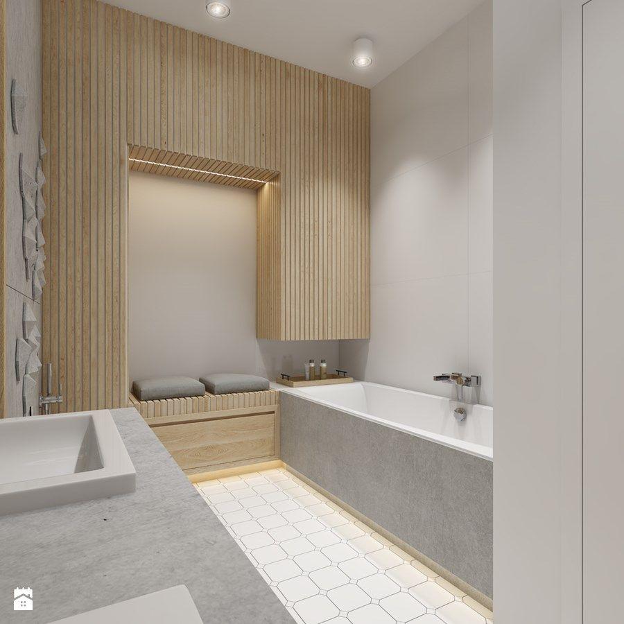 Mieszkanie 140 Mkw Warszawa Powsin Mała łazienka W