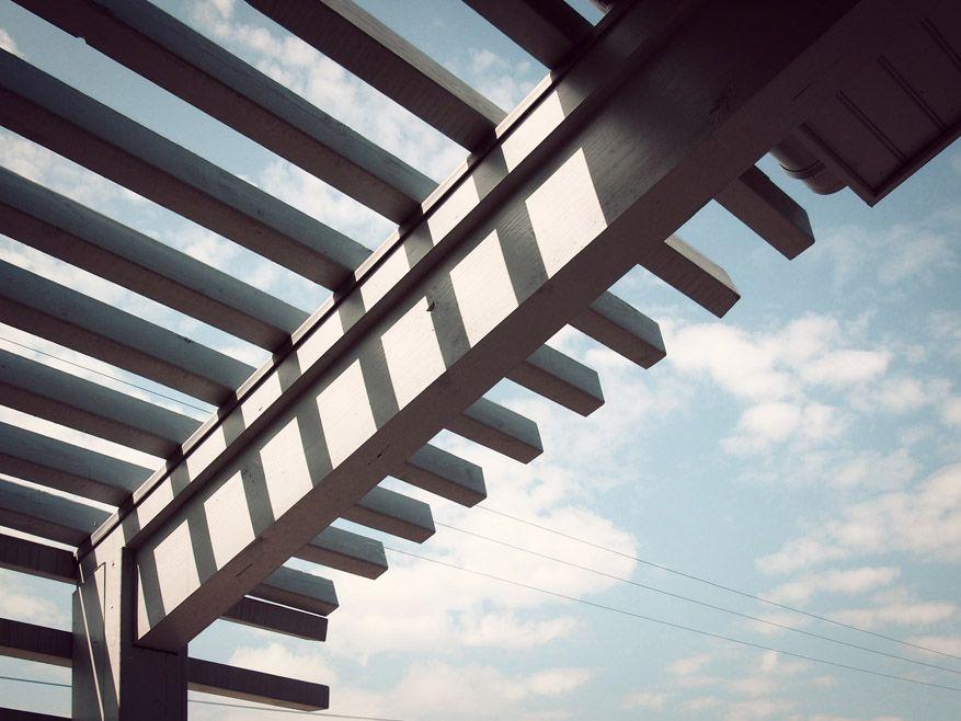 Agence du0027architecture Romain Thévenot  Construction du0027une villa à - construction d une terrasse bois