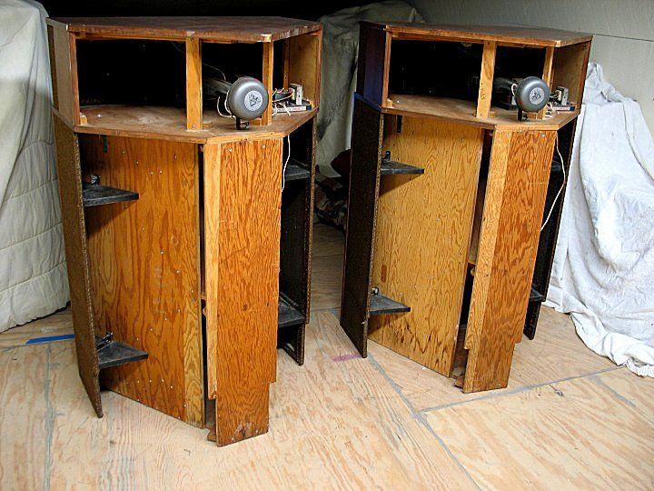 klipsch khorn v trac upgrades restoration m khorns volti audio klipsch horn pinterest. Black Bedroom Furniture Sets. Home Design Ideas