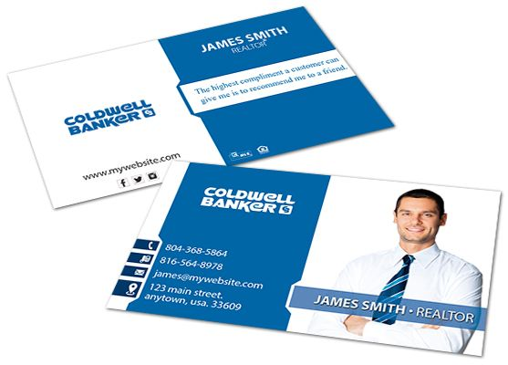 Coldwell Banker Business Cards Coldwell Banker Business Card