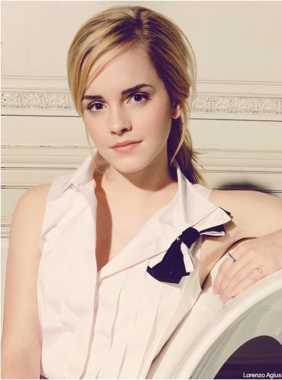 Emma Watson Coiffures emma watson, Belle coupe de