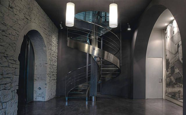 Best Scala Elicoidale Spiral Stairs Design Italiano By Lf 400 x 300