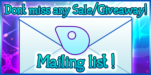 You Know what ?✉ We now have a Mailing list! Be sure to not miss any sale / Giveaway or simply news from Création Cervelle D'oiseau ! Due to the upcoming Facebook change, I decided to adapt! Lots of surprise incoming in December !  Don't miss out ! Subscribe here!: http://eepurl.com/9Ze3f