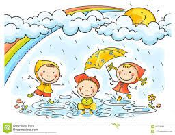 raining at park clipart - Google Search   Drawing for kids ...