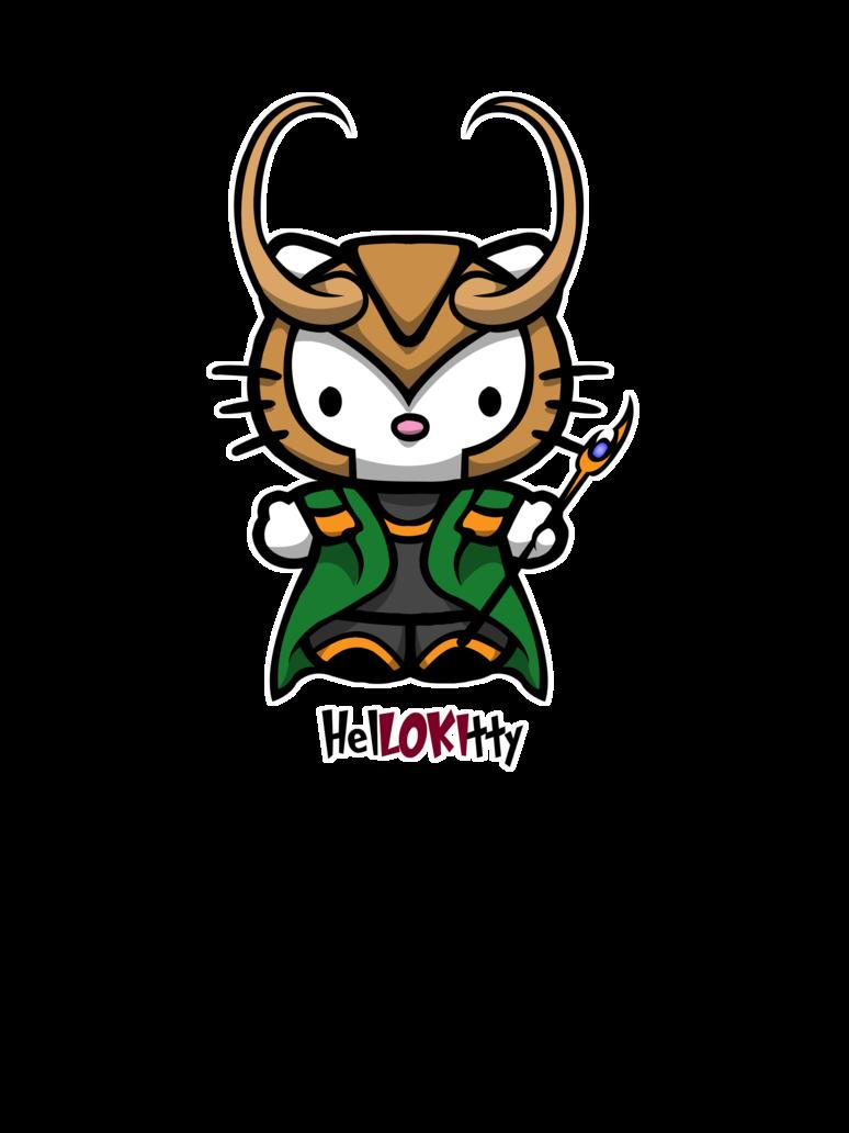El Loki-ti | Me encanta Hello kitty | Pinterest | Loki, Gato gatito ...