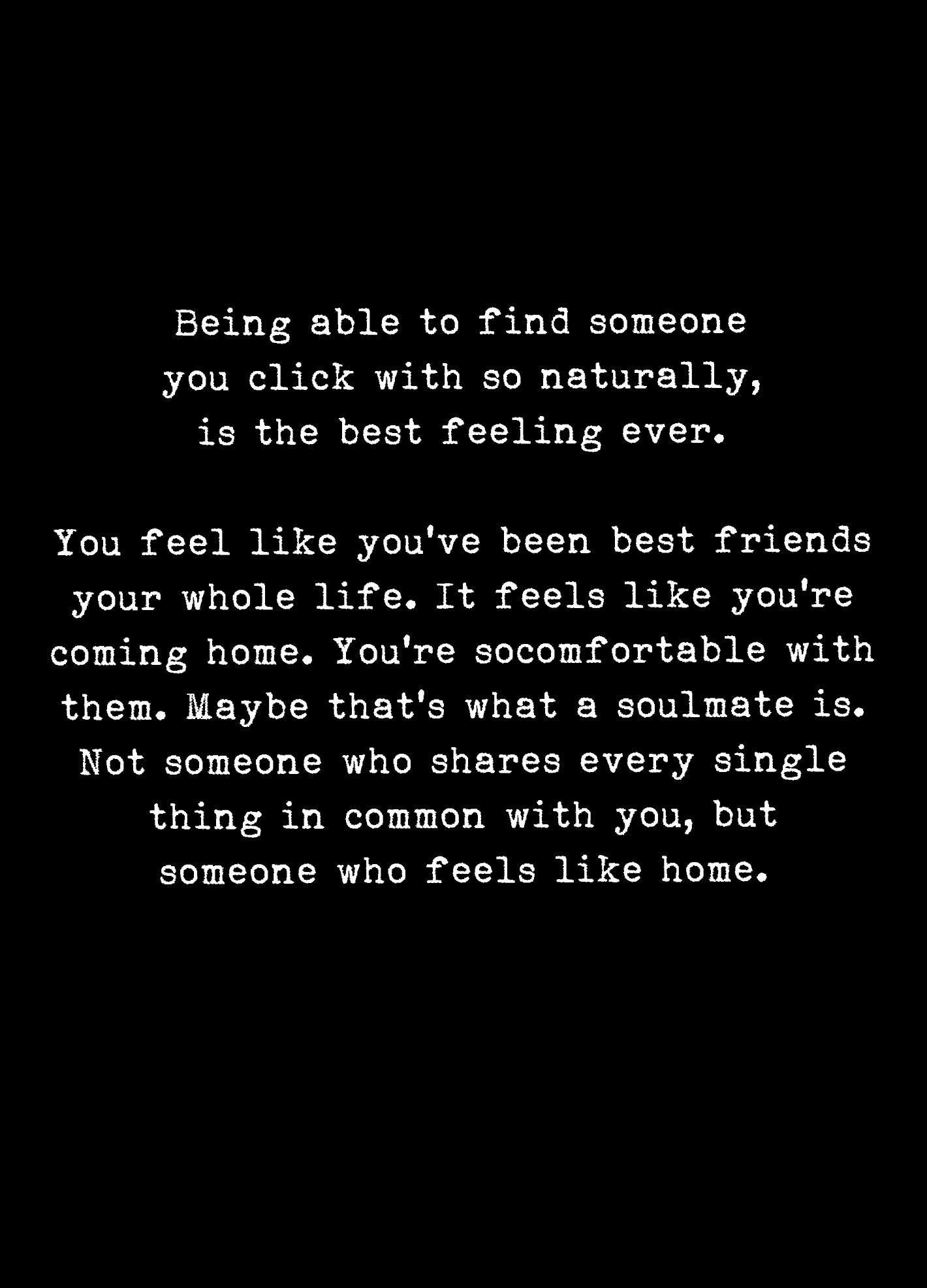 My best friend, my soulmate. You are that someone who feels like Home PB. You are my love and where I belong. ❤ #findingyoursoulmate