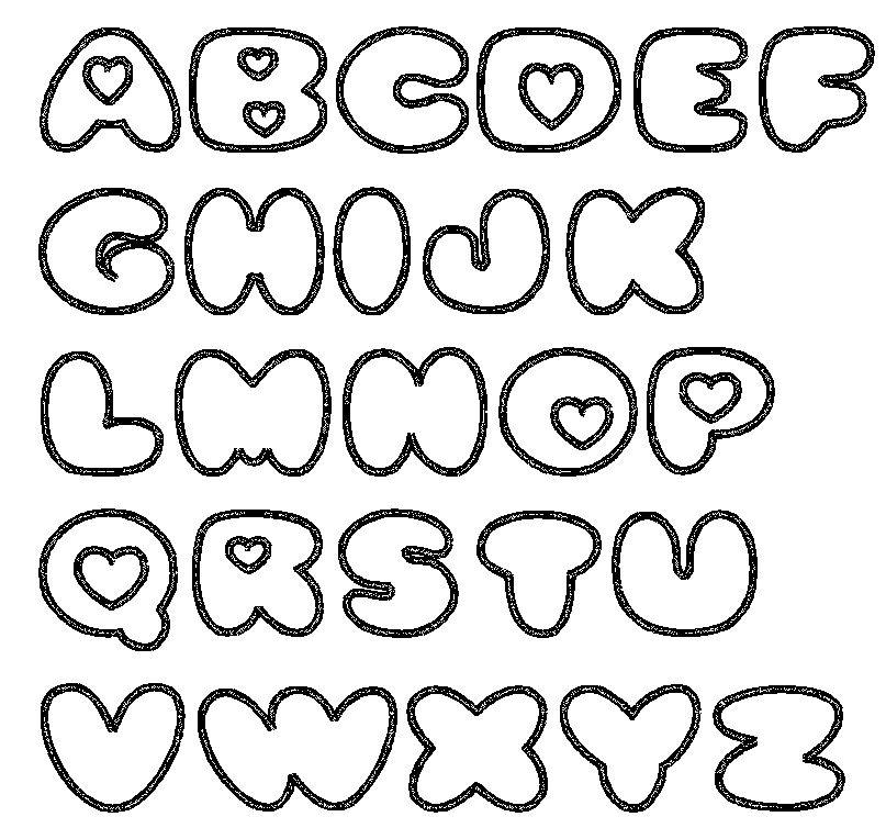 Letras Paula Manualidades Pinterest Schrift Buchstaben Y