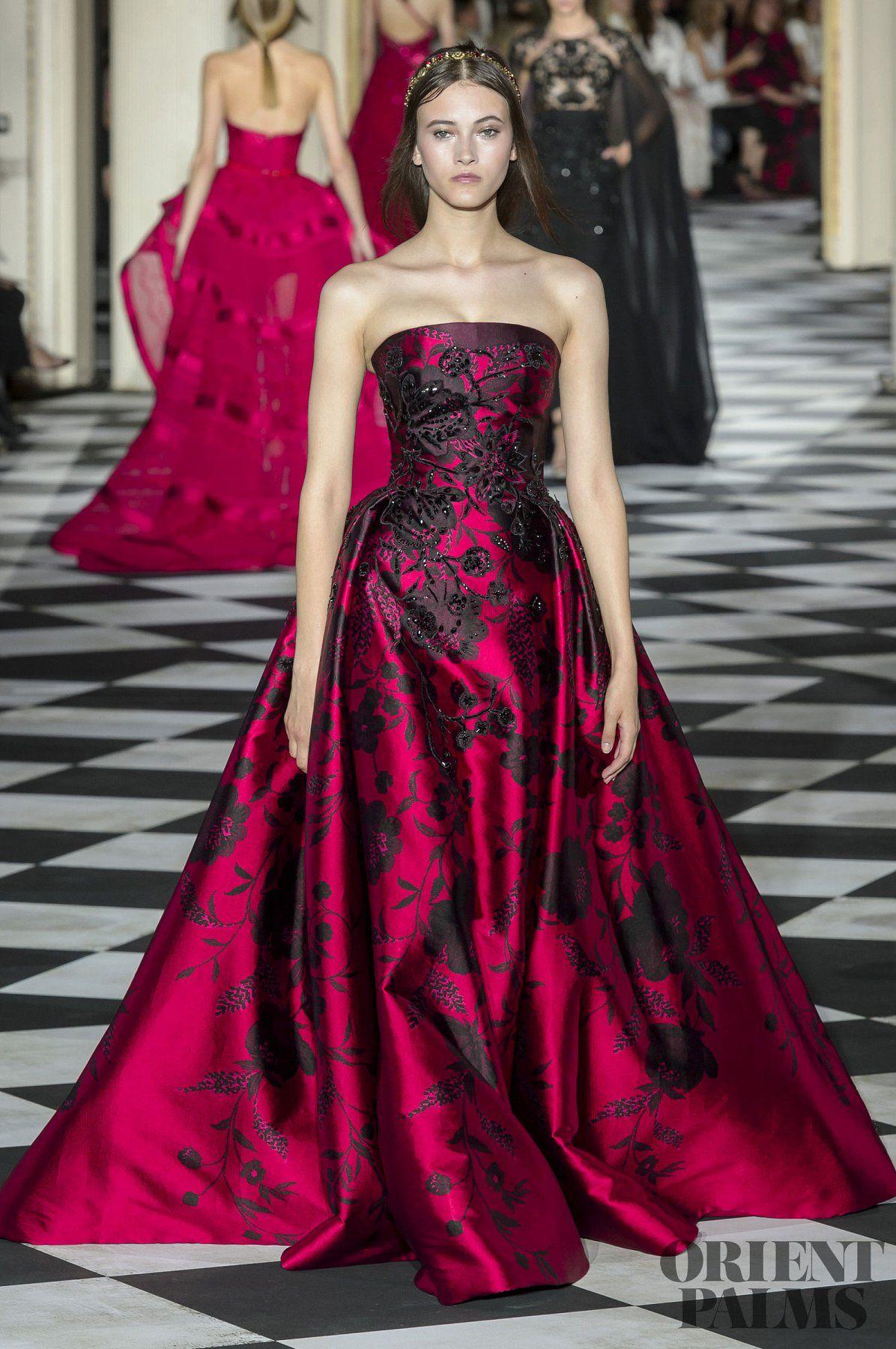 Zuhair Murad Herbst/Winter 20-20 - Couture  Laufsteg mode