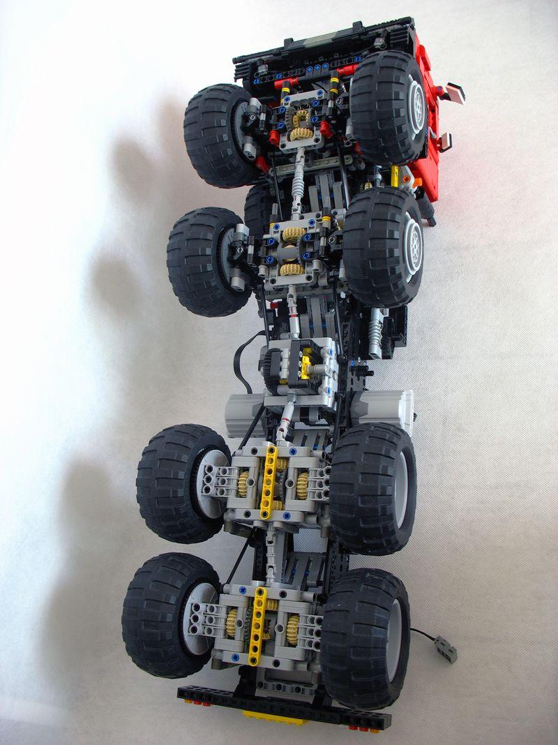 Lego Machines Lego Hobby Lego Technic Truck