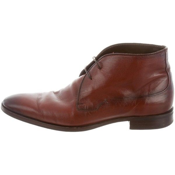 Pre-owned - Leather boots Berluti 3NRBfb3