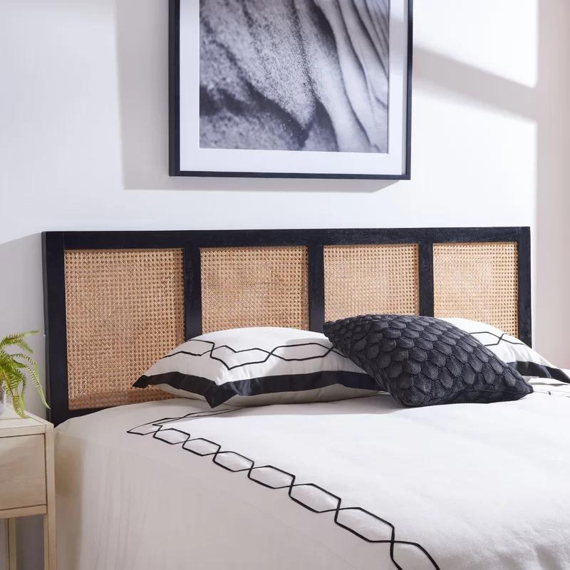 Rosecliff Heights Ashling Panel Headboard Wayfair Contemporary Bedroom Decor Panel Headboard Headboard Inspiration