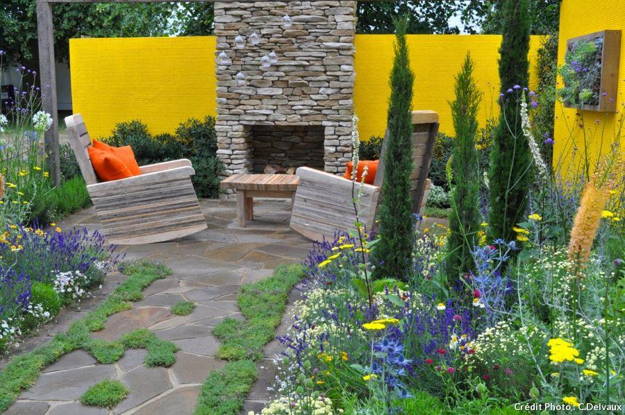 Aménager un jardin coloré à petit prix Gardens