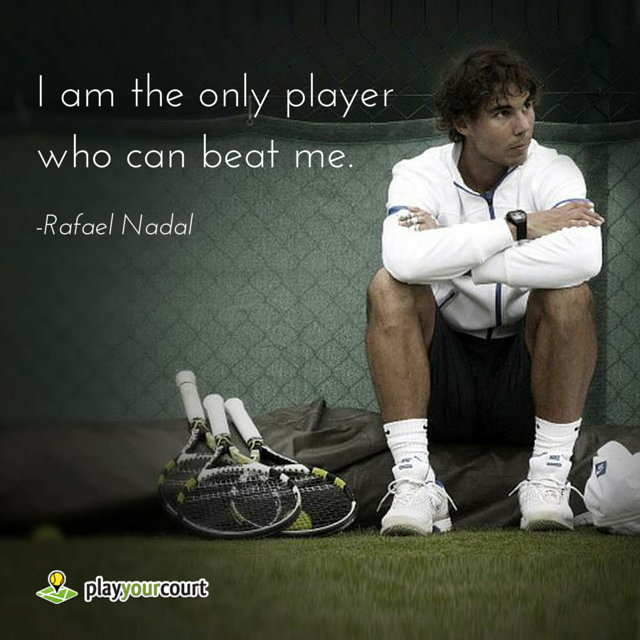 Motivation Monday Tennis Quotes Tennis Tennis Magazine