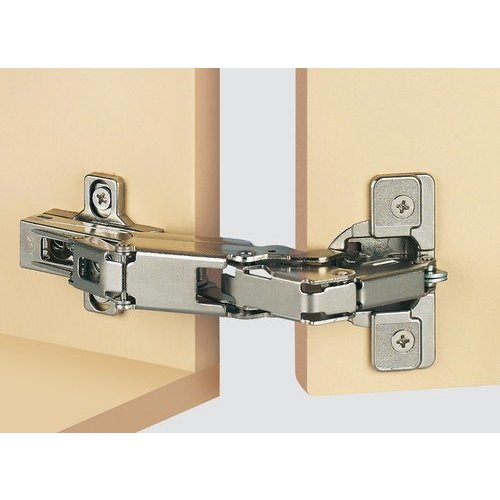Salice Silentia 155 Degree 1 2 Inch Overlay 0 Protrusion Thick Door Dowel Hinge Mod 12 C2rkdd9 Hinges Overlays Door Brackets
